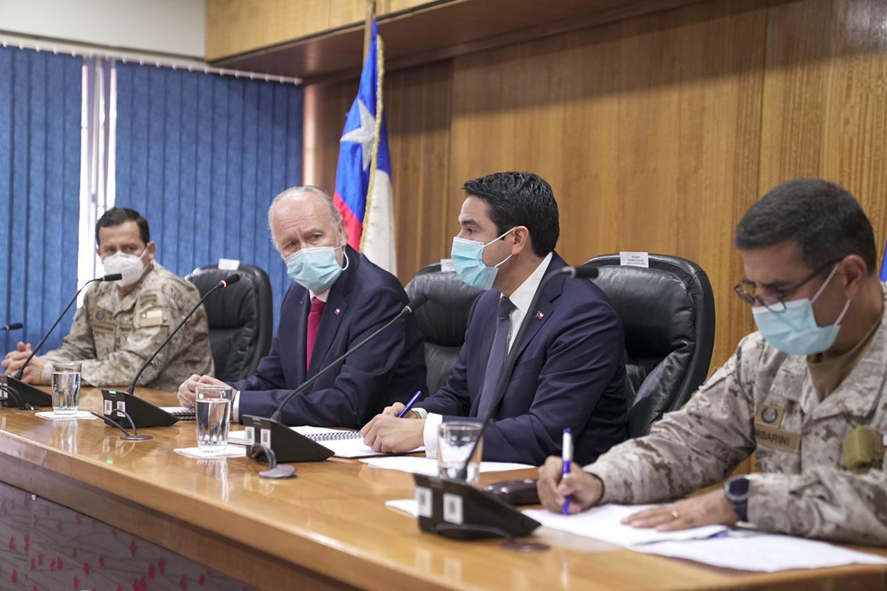 Ministro Prokurica anuncia despliegue de más de 23 mil militares para el proceso electoral del fin de semana