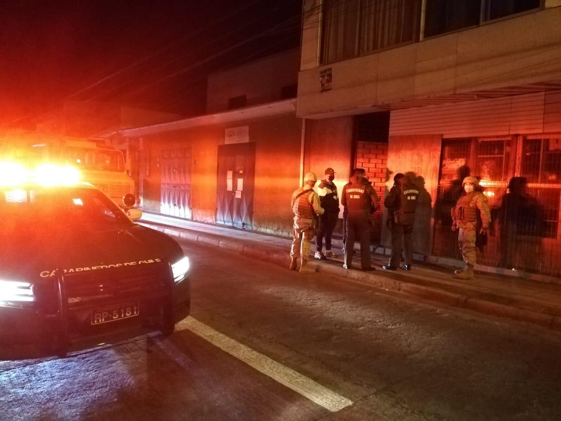 25 detenidos por no respetar la normativa sanitaria vigente en la provincia del Huasco este fin de semana