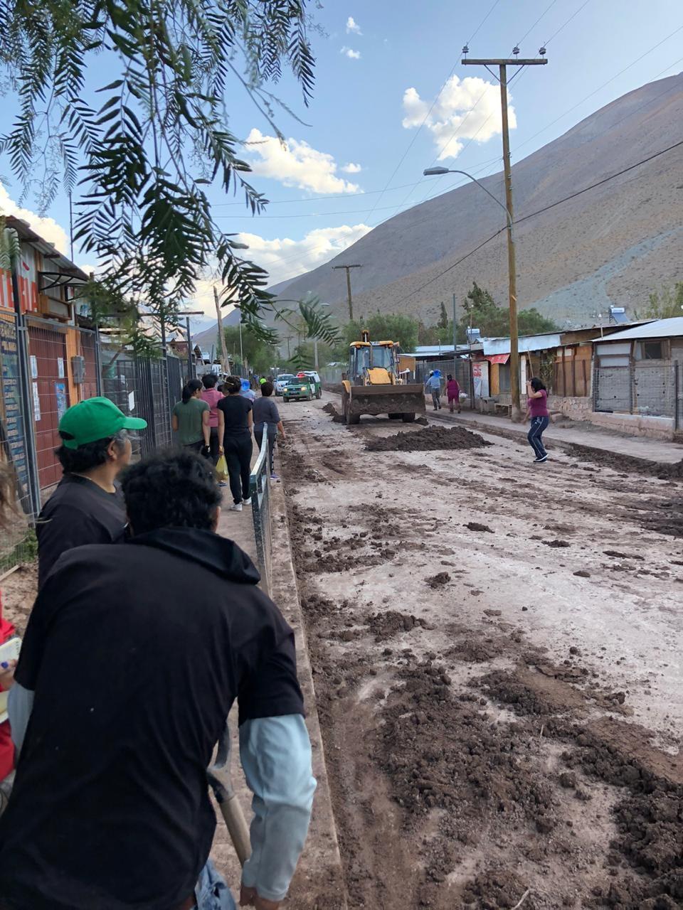Coordinan acciones de reforzamiento para eventuales emergencias en la provincia del Huasco