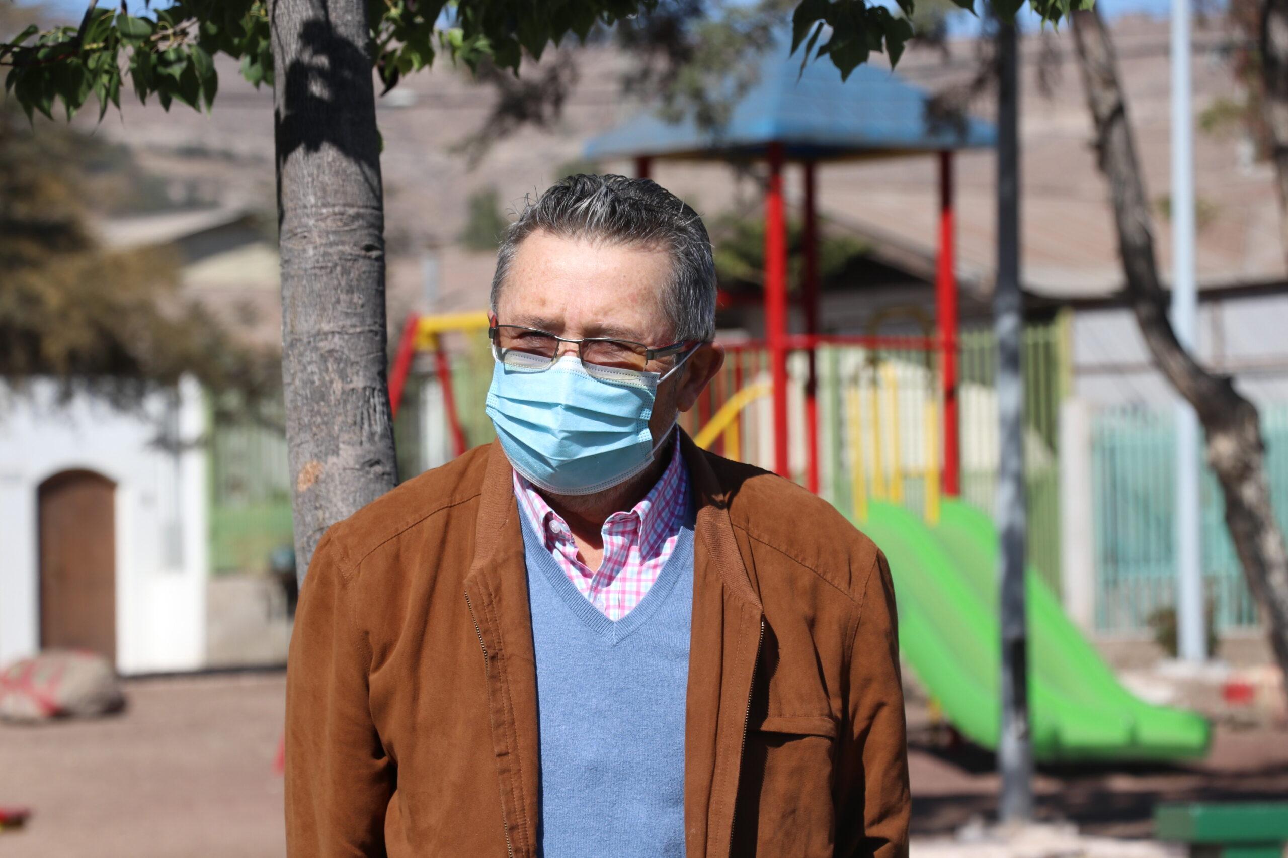 """Gustavo Gallo, director de Secpla: """"Sabemos cuáles son las debilidades que hay"""""""