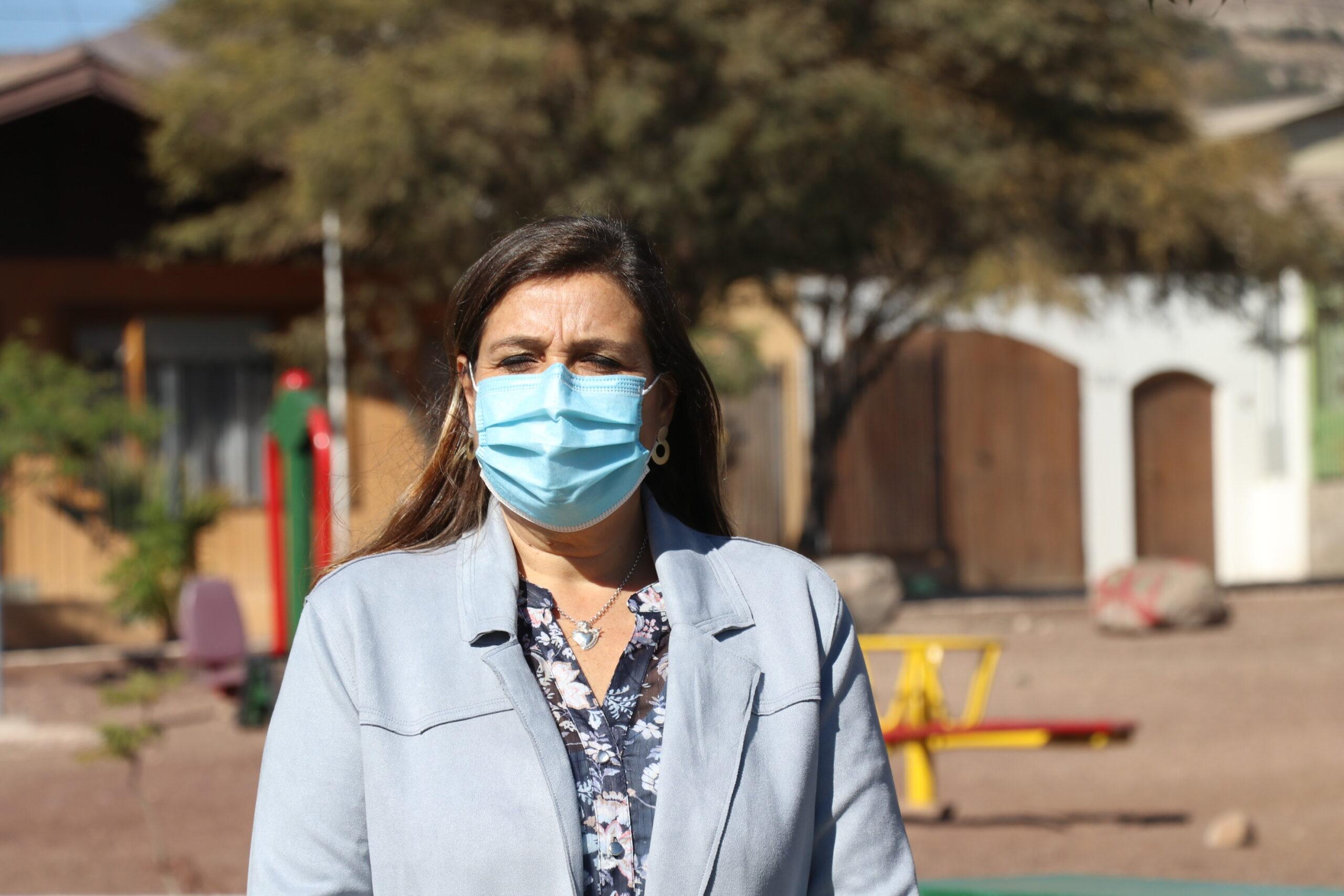 """Patricia Herrera, administradora municipal: """"Hay que hacer un diagnóstico. Debemos unificar lo que queremos con lo que está"""""""