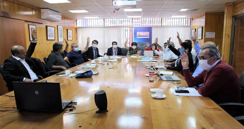 Pleno del CORE aprueba cartera de proyectos por más de 15 mil millones de pesos para Atacama