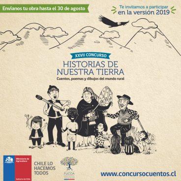 """Seremi de Agricultura invita a participar en nueva versión del Concurso de Cuentos """"Historias de Nuestra Tierra"""""""