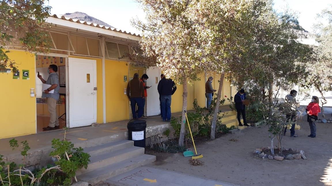 SLEP Huasco realizará Proyecto de Conservación de Infraestructura en Escuela Yerbas Buenas de Incahuasi