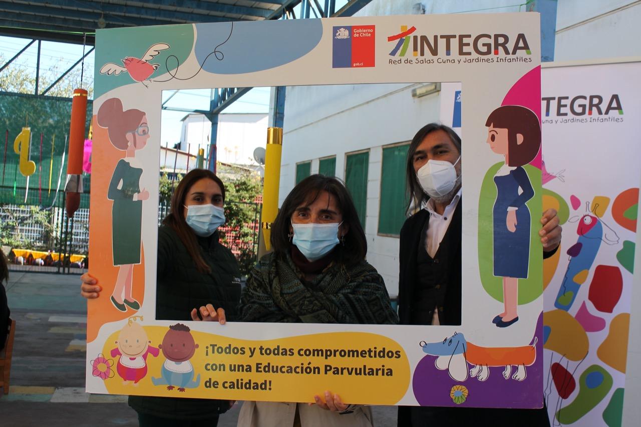 Firma de comodato entre el municipio de Huasco y Fundación Integra aportará en la labor de jardín infantil