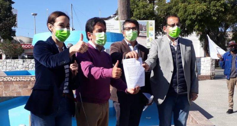 Mulet y Regionalistas celebran triunfo de Miguel Vargas como Gobernador de Atacama