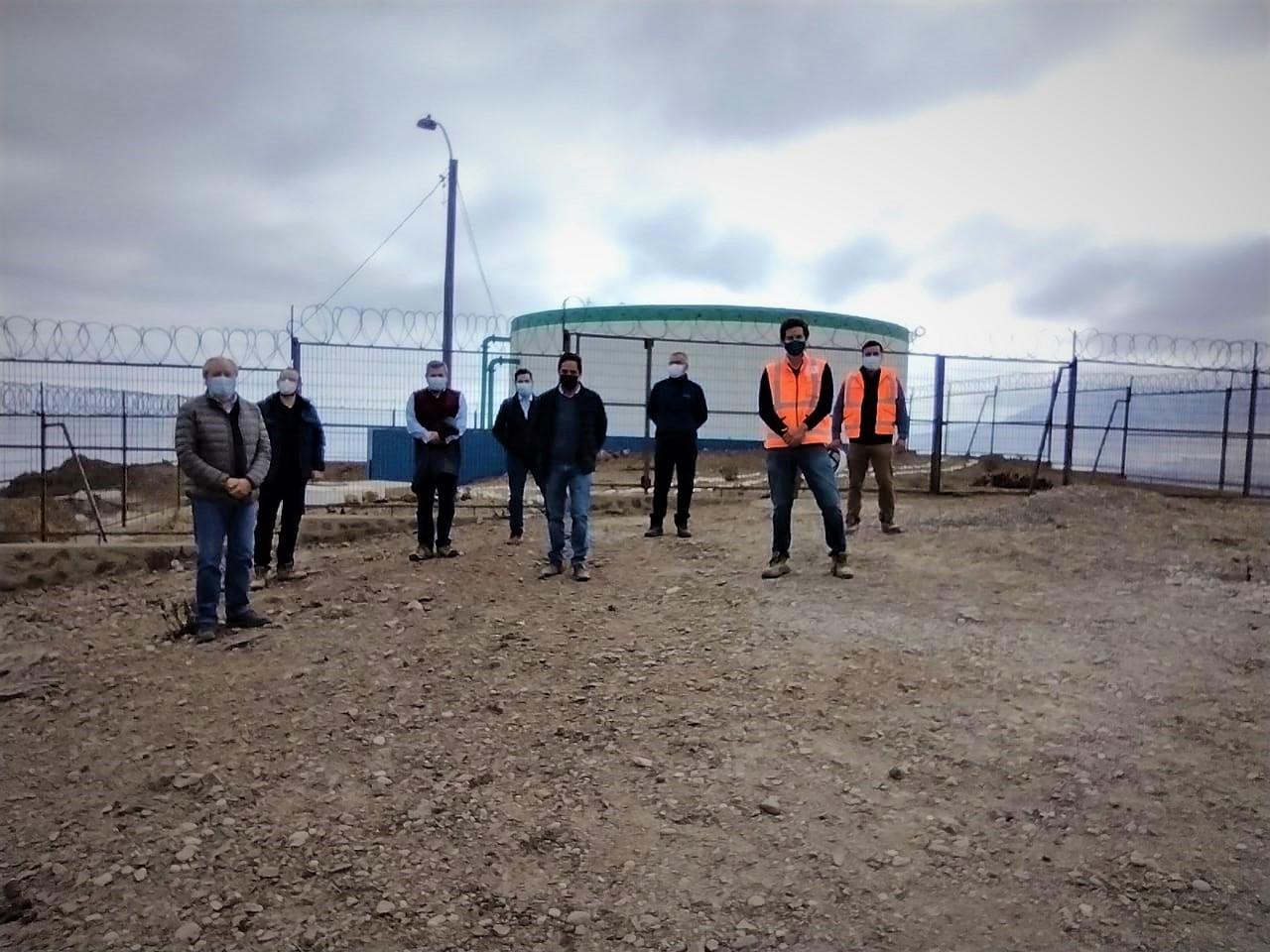 Serviu y Nueva Atacama visitan futuro proyecto habitacional en Huasco