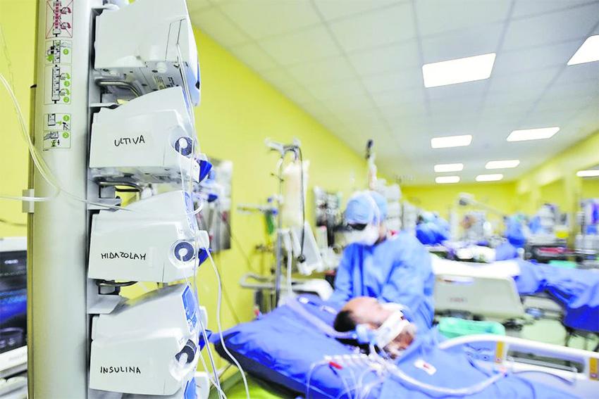 4 ventiladores mecánicos del HPH debieron ser devueltos por problemas de uso