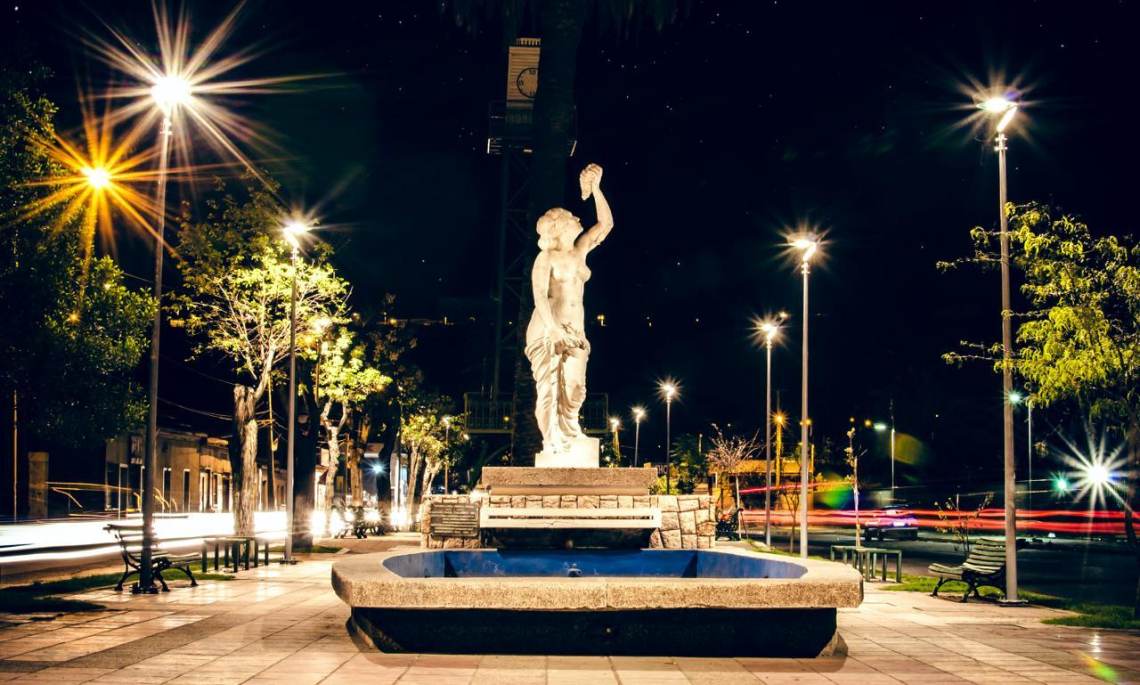 """Armando Flores: """"Con obras emblemáticas esperamos recibir el Bicentenario de nuestra comuna"""""""
