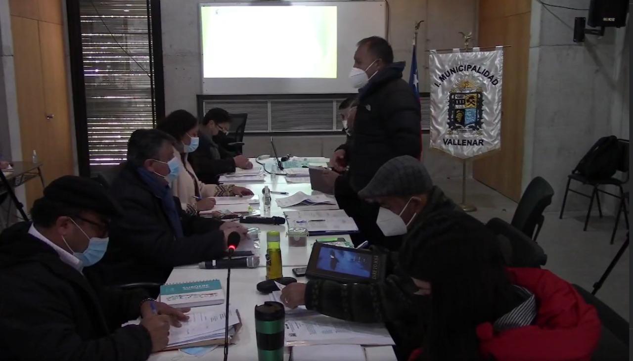 Presentan plan de apoyo a comercio no establecido en Vallenar