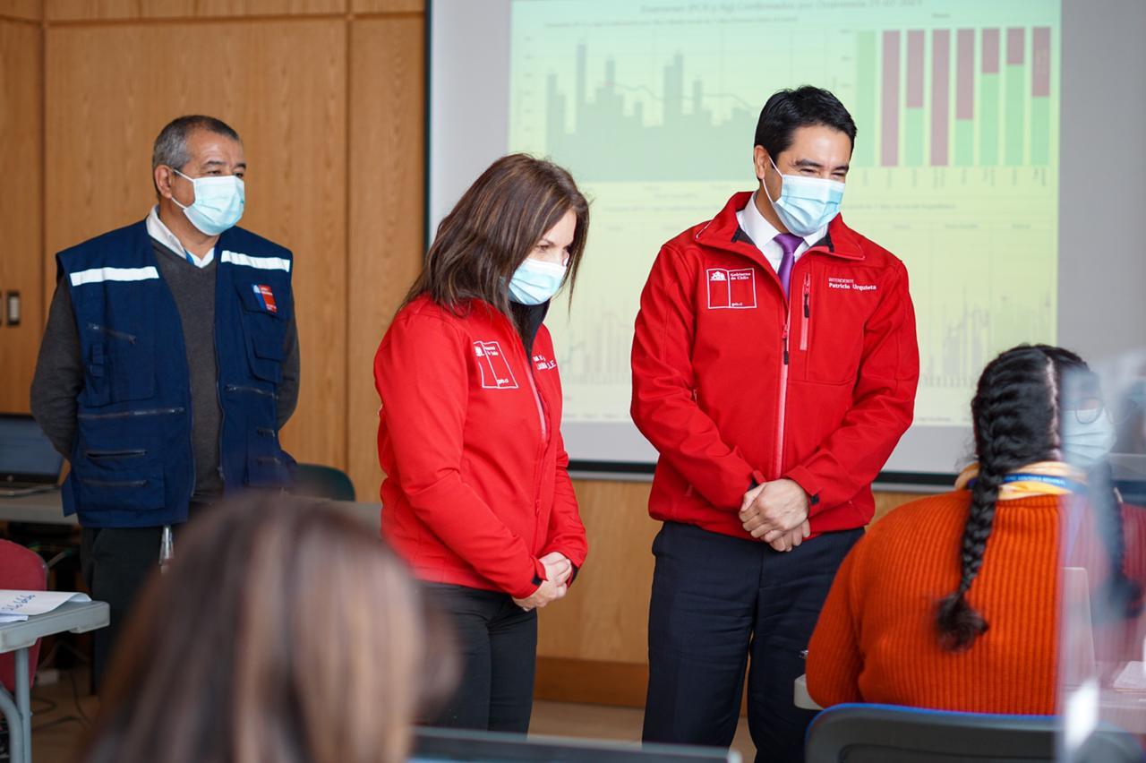 Gobierno inaugura Centro de Trazabilidad en Atacama