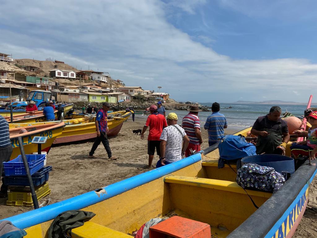 Caletas de Huasco y Freirina serán conectadas a internet mediante programa Indespa