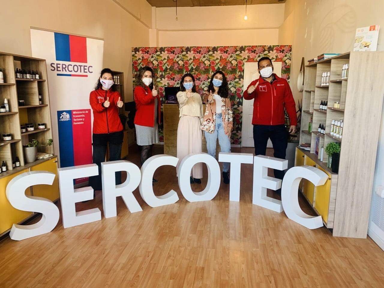 Con un presupuesto de más de 100 millones de pesos, Sercotec lanza Reactìvate Belleza en Atacama.
