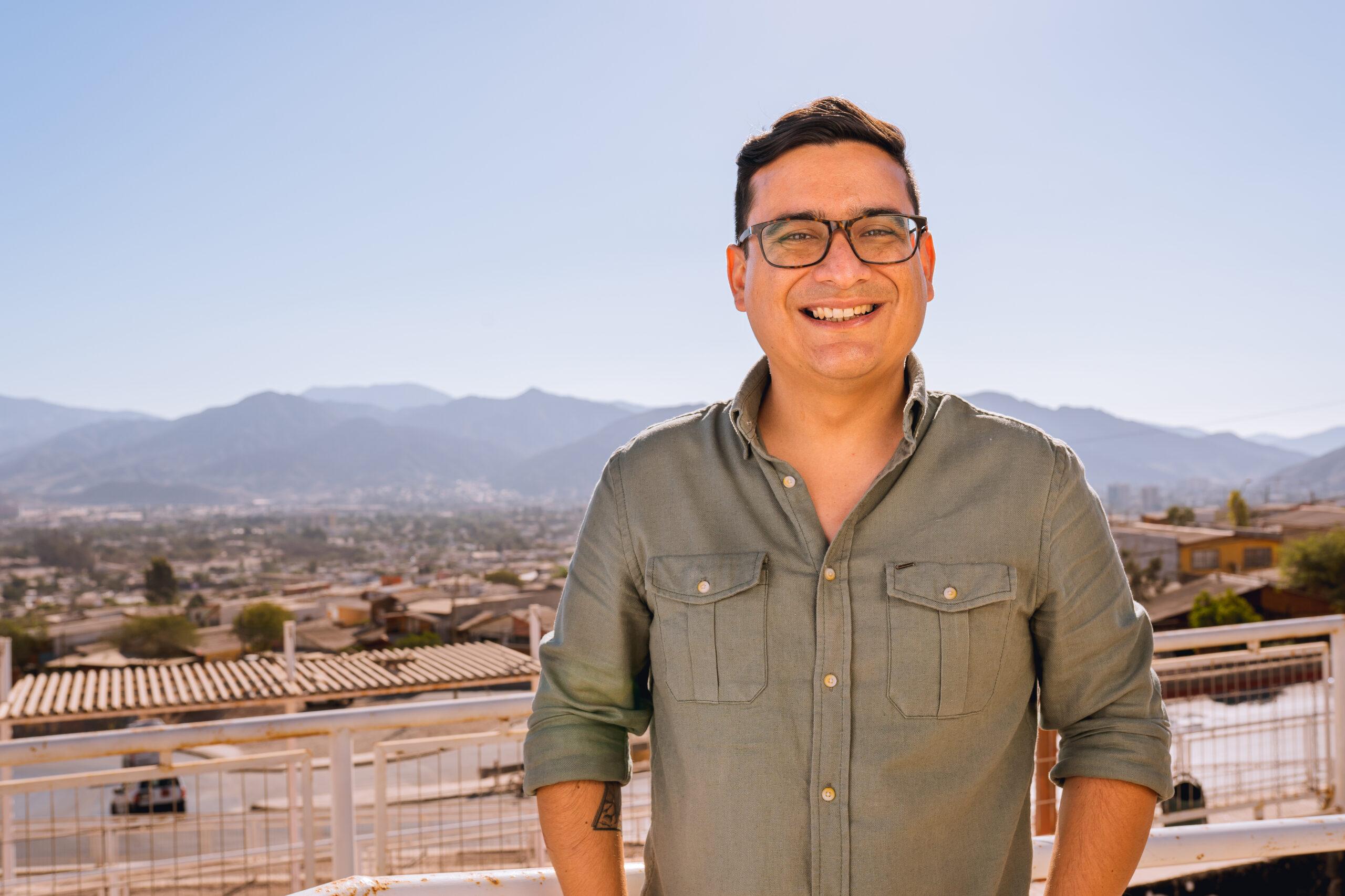 """Tomás Garay, vocero de Convergencia Social Atacama: """"Destacamos como región el surgimiento del comunal Vallenar para apoyar a Gabriel Boric"""""""