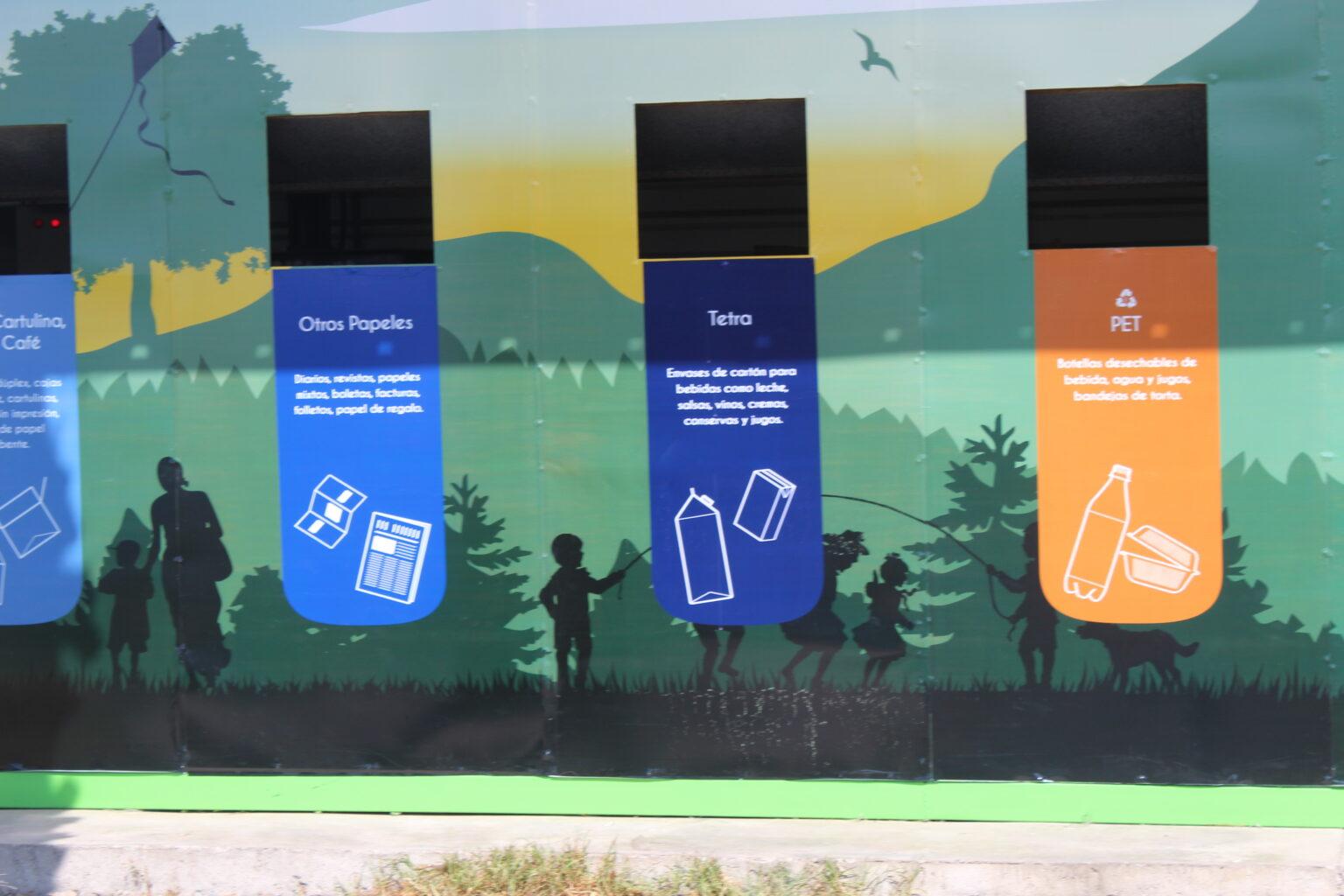 Seremi del Medio Ambiente valoró implementación de 8 puntos limpios en Atacama para fomentar el reciclaje.