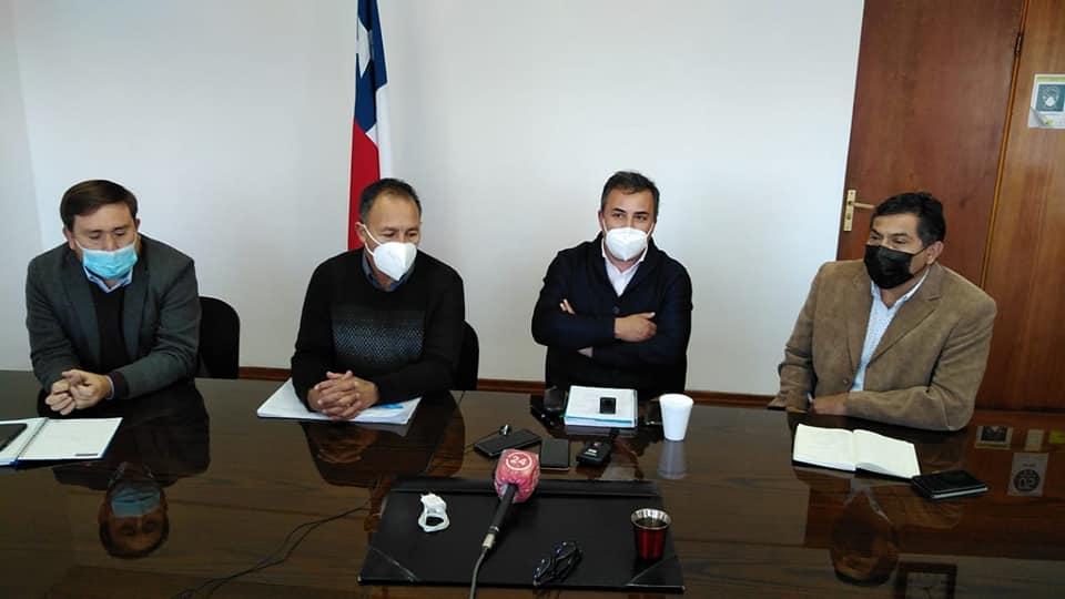 Alcaldes del Huasco proyectan la provincia