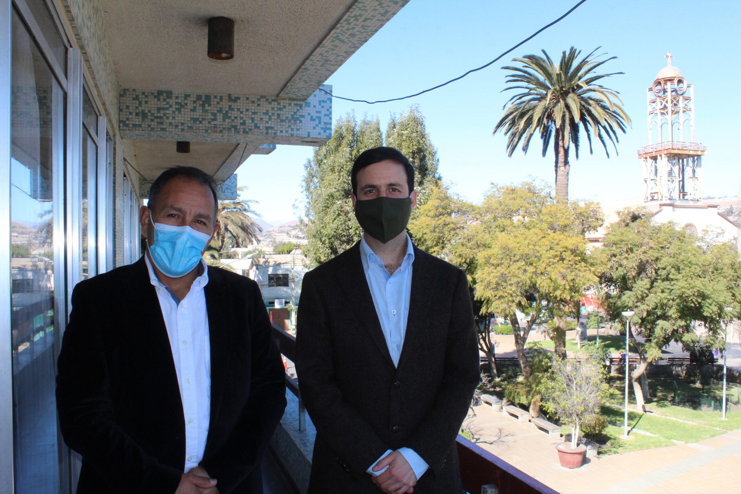 Seremi del Medio Ambiente se reúne con Alcaldes de Alto del Carmen y Vallenar para fortalecer políticas ambientales
