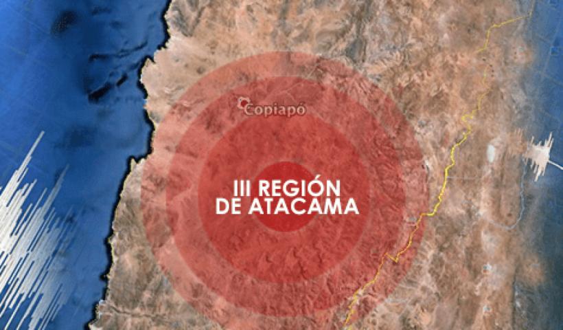 Preocupación por seguidilla de temblores en la provincia