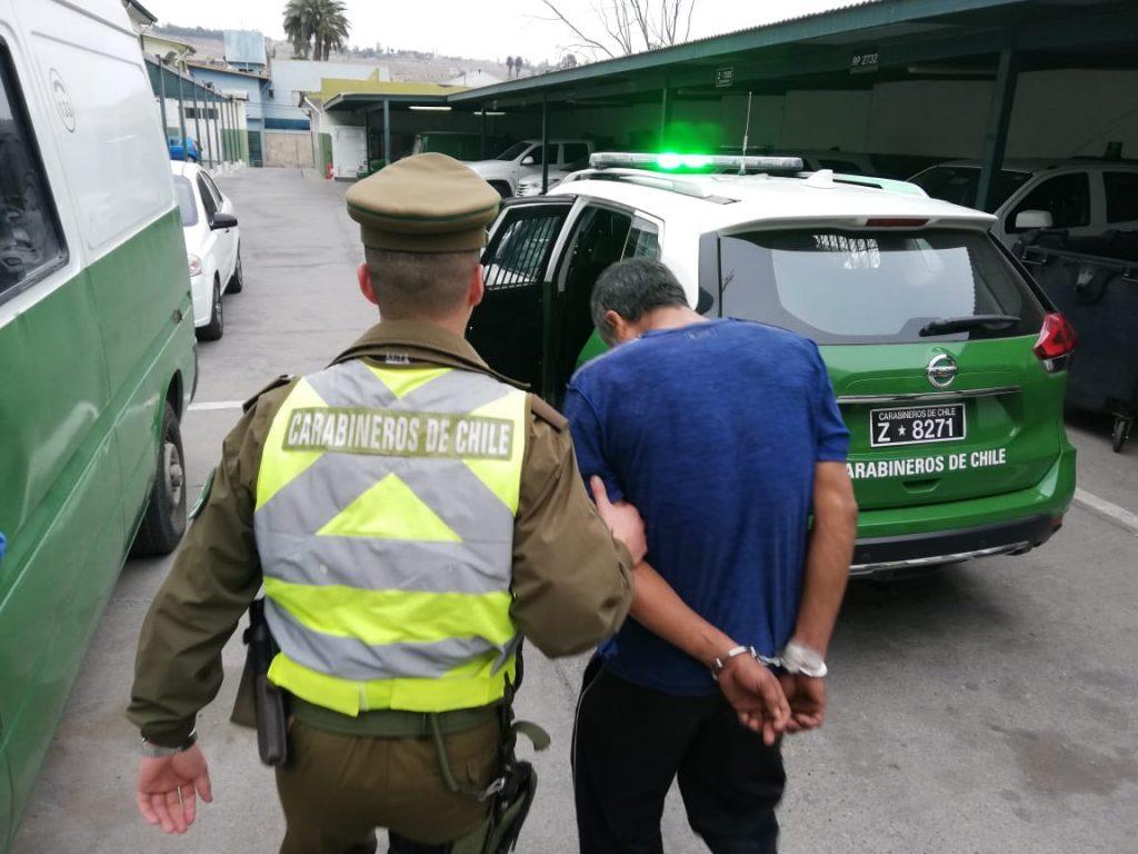 En prisión preventiva imputado formalizado por robo con violación