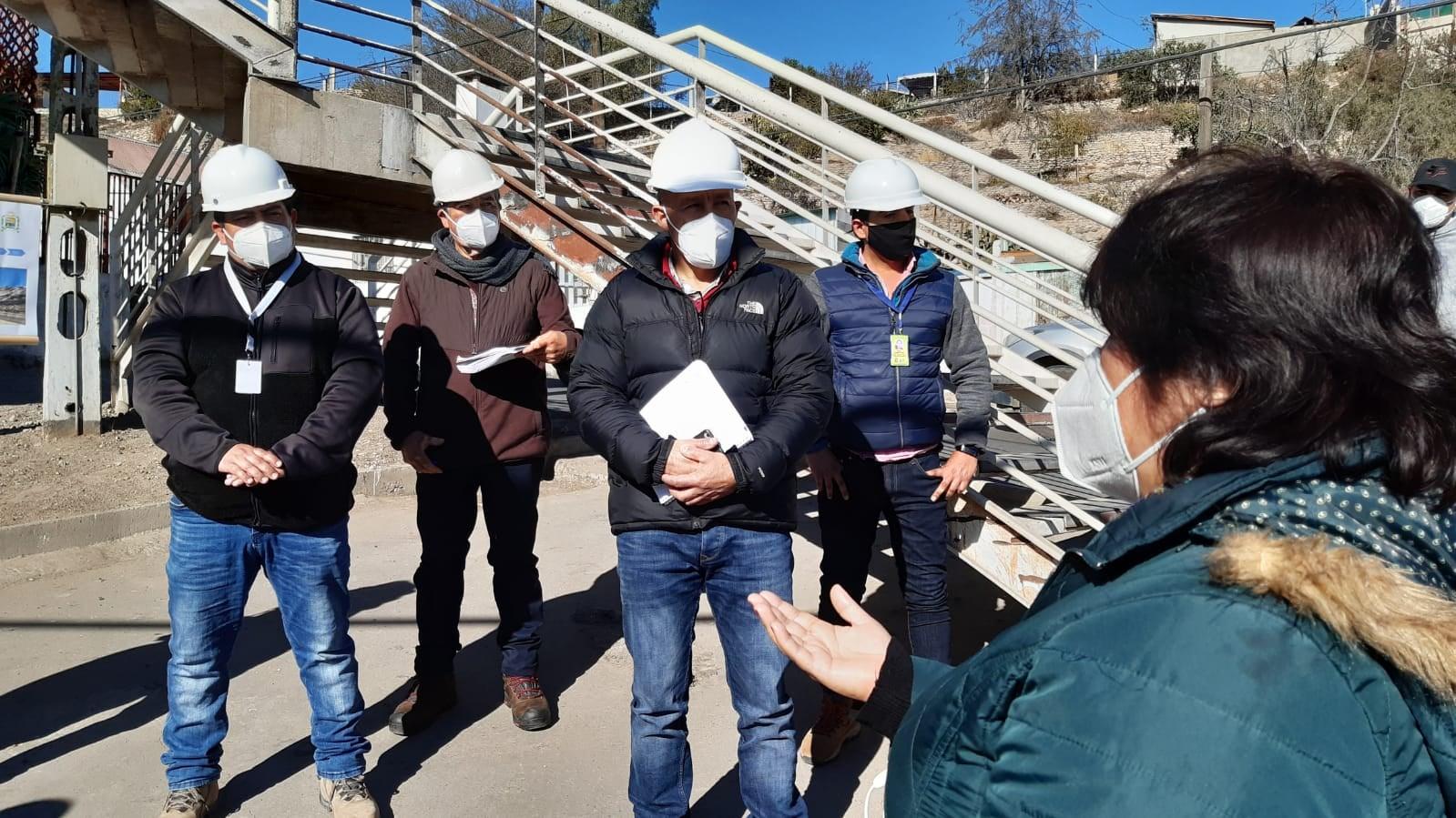 Hasta mediados de agosto se extiende proyecto de arreglos en taludes de Torreblanca