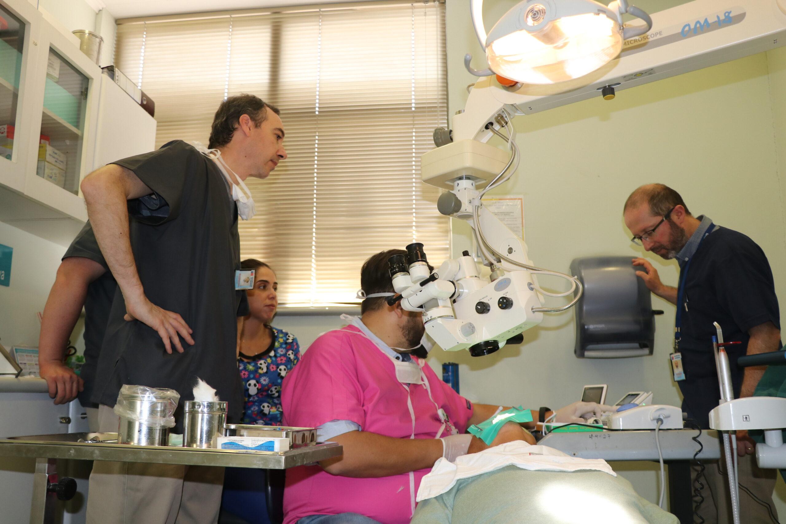 Servicio dental del hph es reconocido a nivel ministerial por buenas prácticas