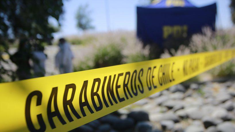 Autor de homicidio ocurrido en Vallenar cumplirá pena de cárcel luego de investigación de la Fiscalía