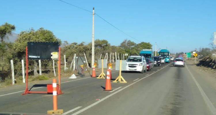 Santana denunció ante Contraloría demora en reparación de ruta en la Provincia del Huasco