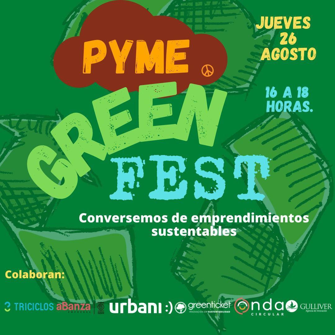 """Invitan a participar del Primer """"Pyme Green Fest"""" de Chile"""