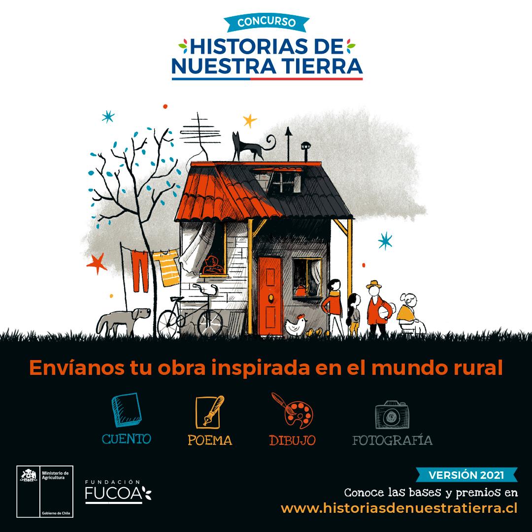 """Huasco logró 2 ganadores en el concurso """"Historias de Nuestra Tierra"""""""