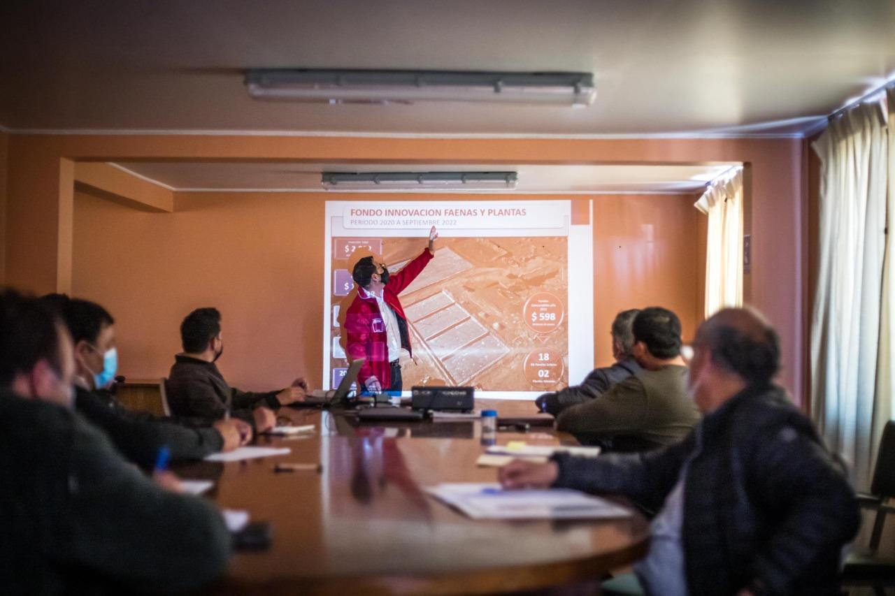 Se constituye Mesa Minera de Huasco para satisfacer las necesidades de los pequeños productores de la provincia