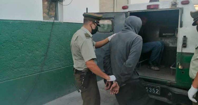 Balance de Carabineros destaca 6.440 detenidos acumulados este 2021