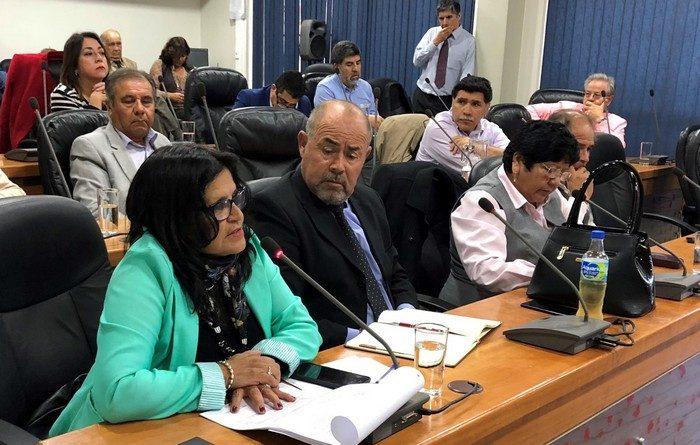 Fiscalía detalló medios de prueba que presentará en juicio oral en causa contra consejera regional