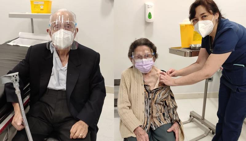 Más de 7 mil personas serán vacunadas en la provincia con dosis de refuerzo contra Covid