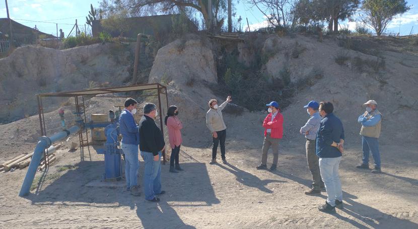 Organizaciones de Usuarios de Aguas de Atacama analizan el alcance de la Ley de Riego de Chile