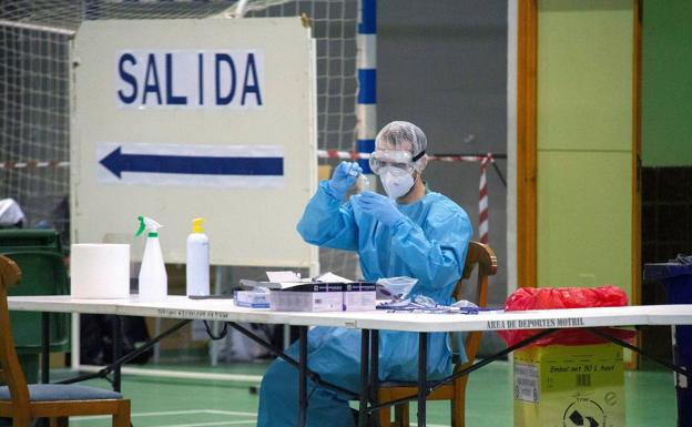 Positiva tendencia a la baja en casos de covid -19 en Vallenar