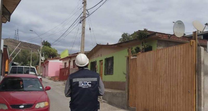 SEC Atacama exige a CGE planes especiales para mejorar la calidad del servicio en Freirina y Huasco