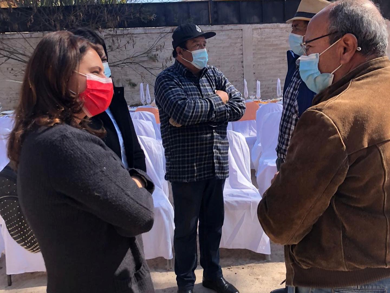 Diputada Cid presenta proyecto de ley para declarar a los pirquineros de Atacama y Coquimbo como Patrimonio Cultural Inmaterial