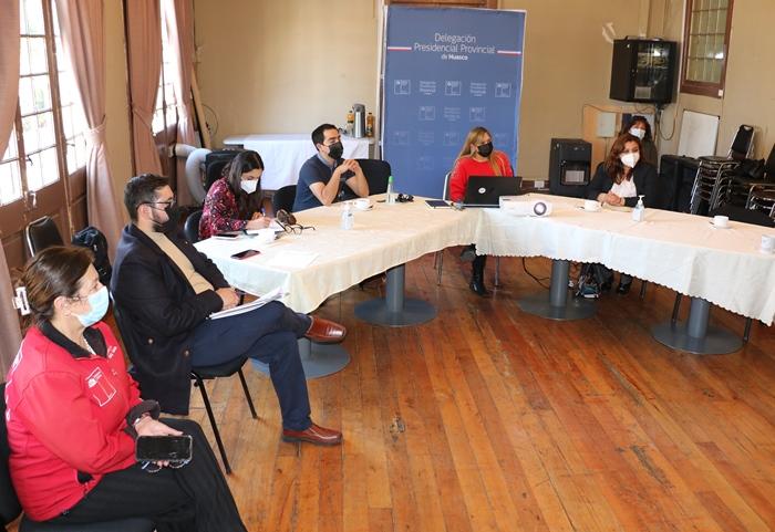 Dan a conocer Programa de Gestión Social Local de la Delegación Presidencial del Huasco