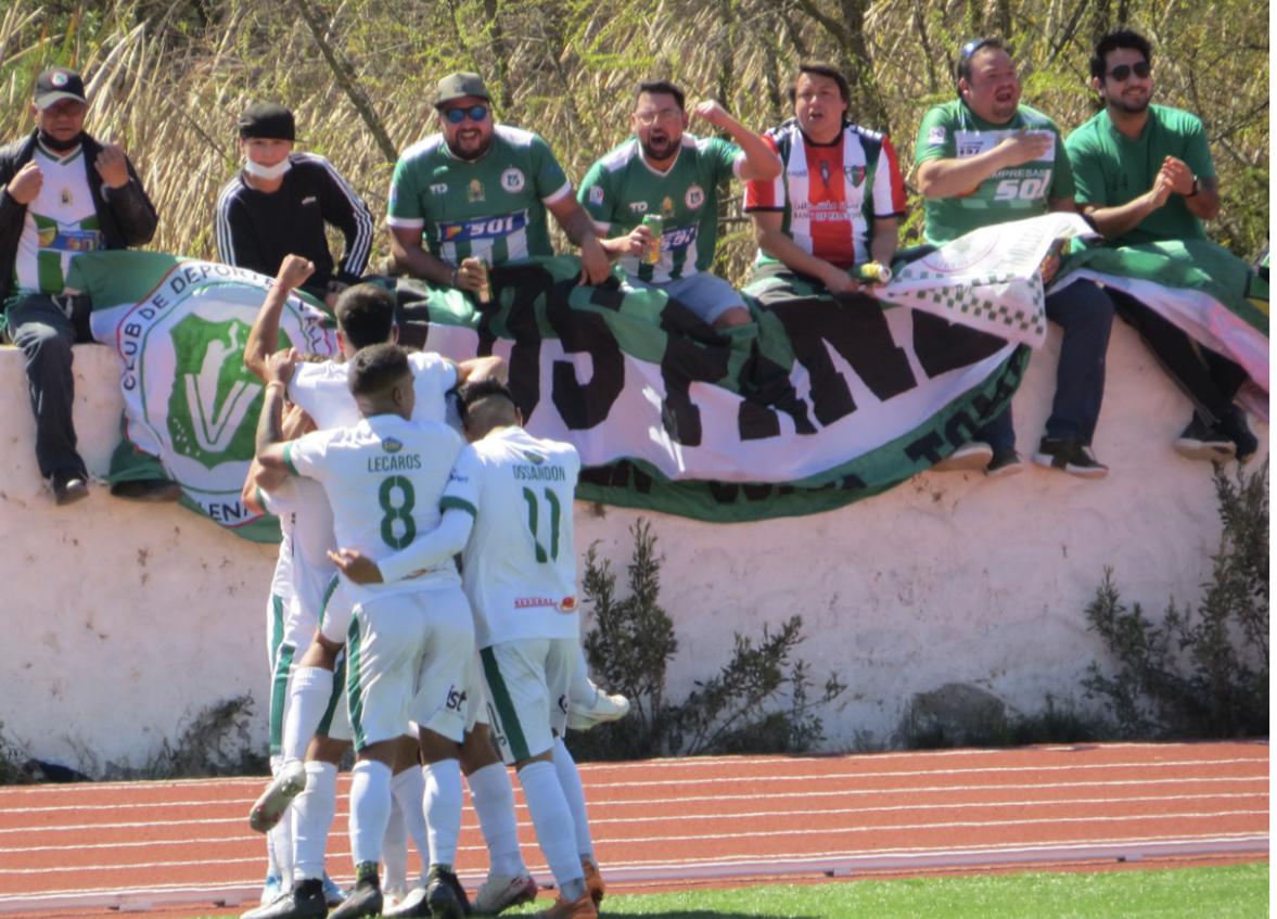 Deportes Vallenar cae nuevamente de local y se aleja del sueño de volver a Segunda División