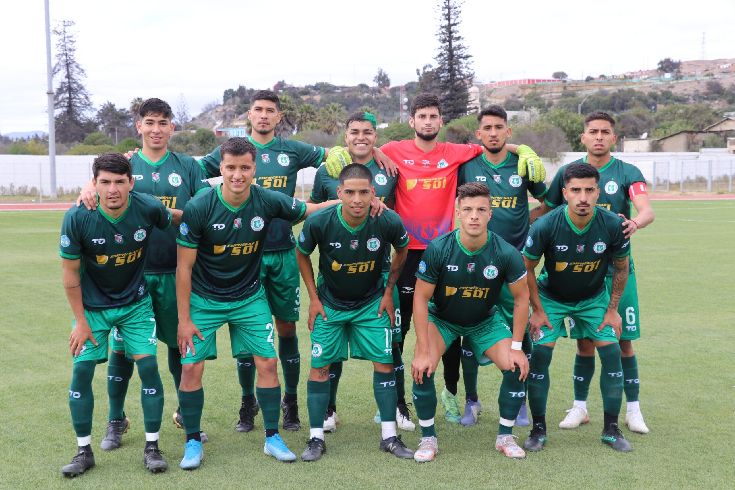 Deportes Vallenar logra  su primer punto y deberá rescatar puntos de visita para permanecer en Tercera A