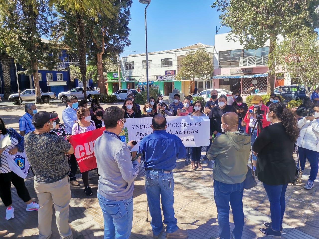 Concejales afirman que no tuvieron conocimiento de las desvinculaciones municipales