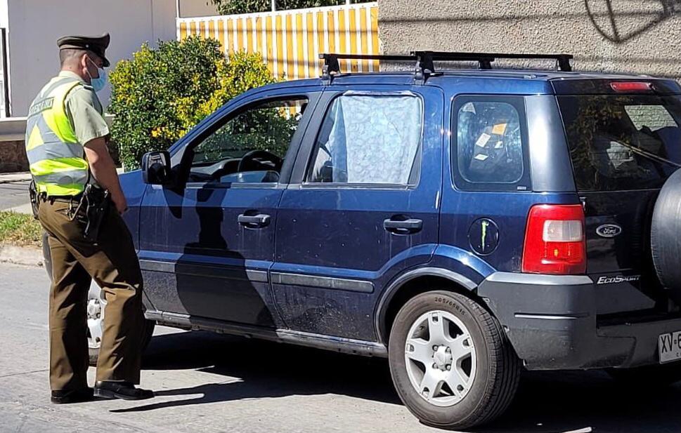 CARABINEROS LLAMA A CELEBRAR FIESTAS PATRIAS SIN ACCIDENTES
