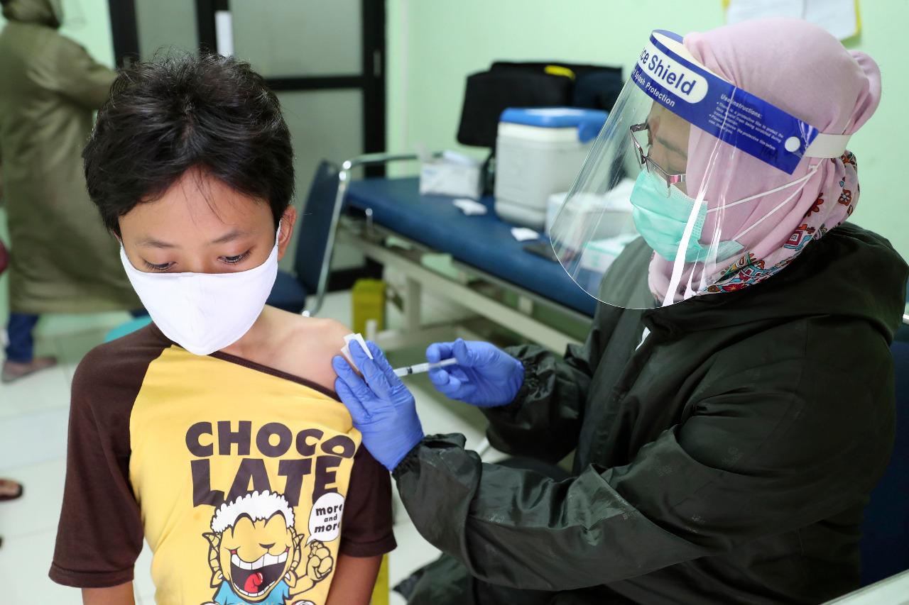 Calendario vacunación Covid-19 para niños mayores de seis años inicia la próxima semana
