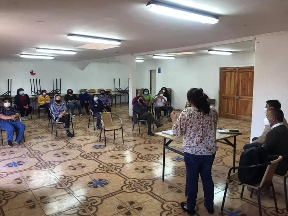Municipio de Vallenar inicia proceso de difusión para la postulación a beneficios de vivienda