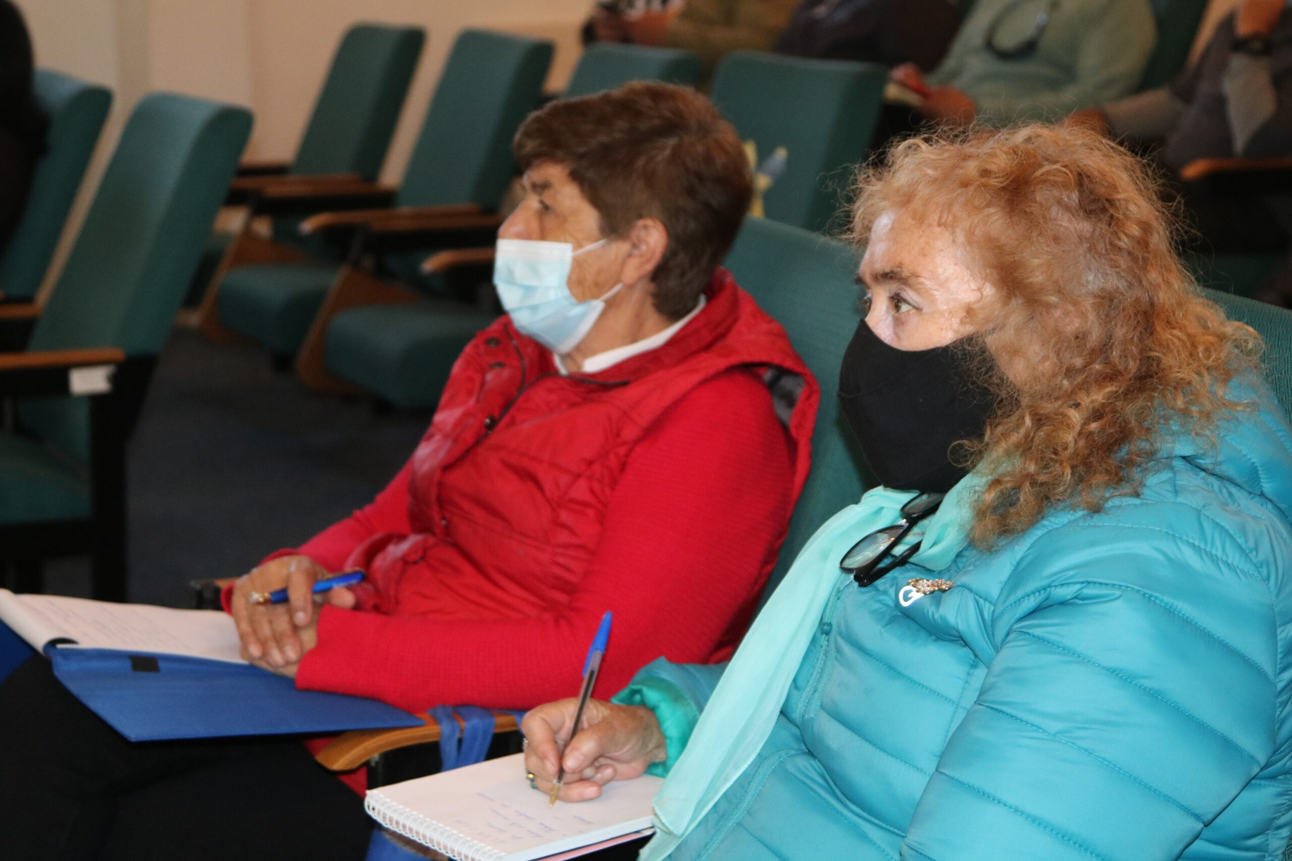 Municipalidad de Huasco retoma mesa comunal del adulto mayor