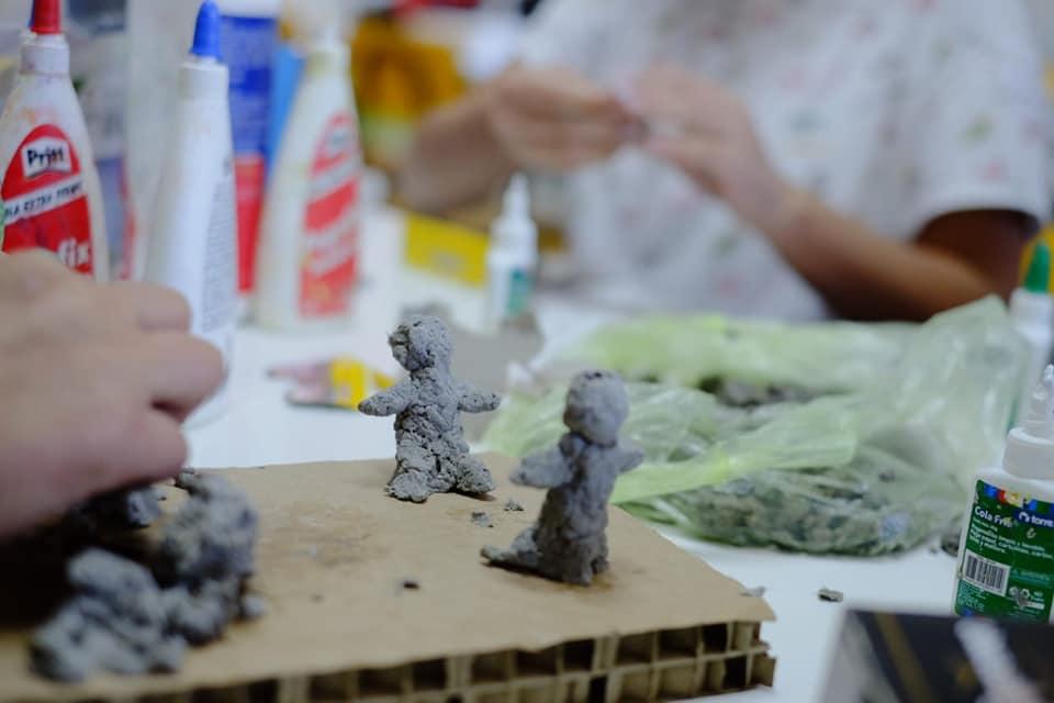 Con experiencias creativas invitan a niños y niñas  a aprender de la identidad cultural de Atacama