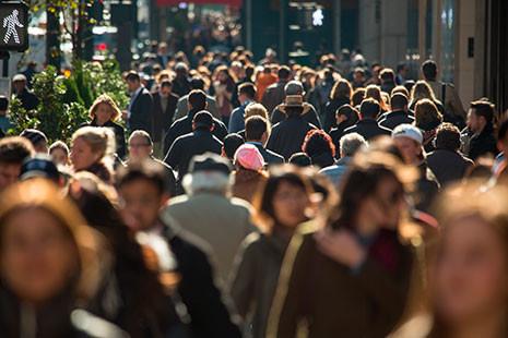 INE calcula que casi el 90% de la población chilena será urbana en 2035