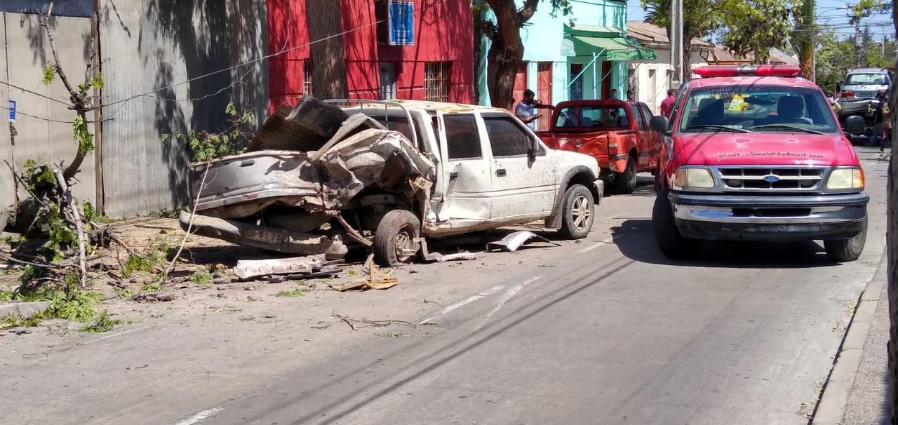 Fiscalía formalizará el lunes a conductor que protagonizó fatal accidente en Vallenar