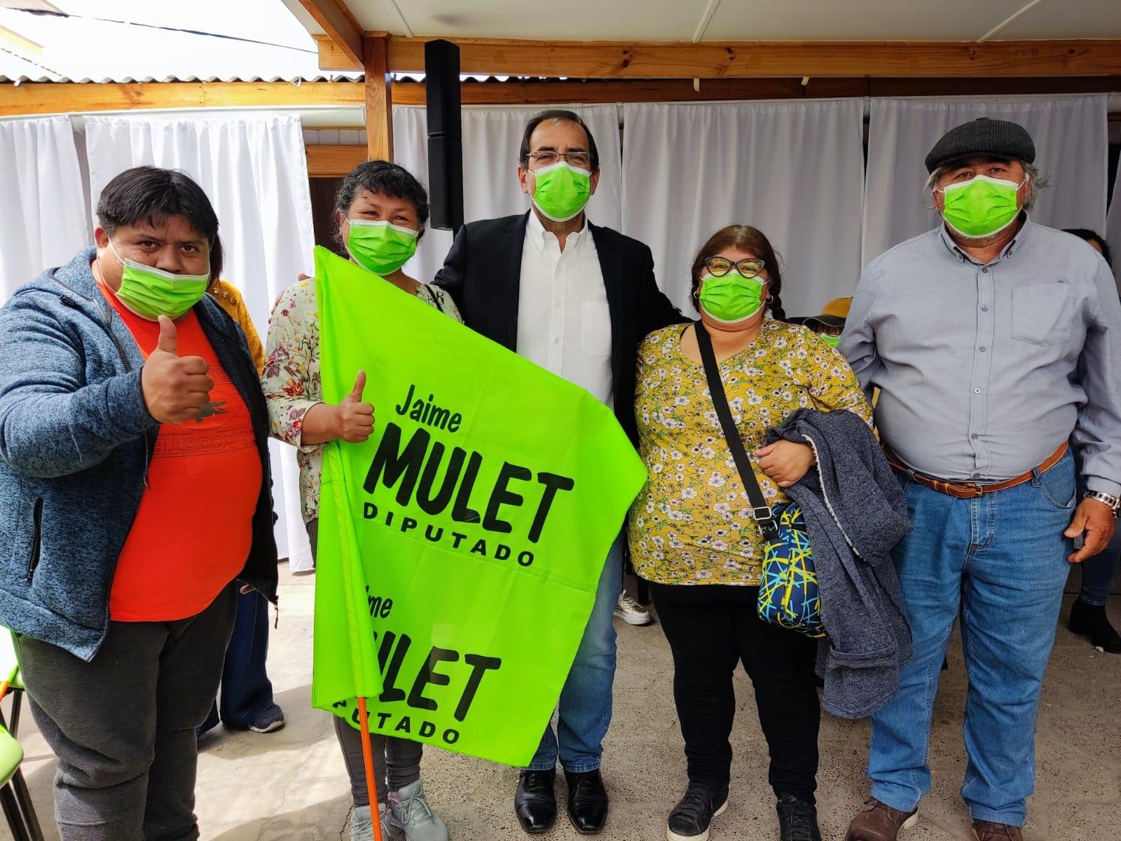 """Mulet anunció que retoma su candidatura parlamentaria, y Boric dijo que: """"No cuenta con mi apoyo"""""""
