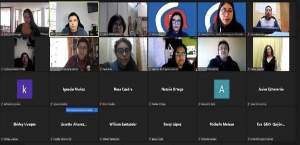Sercotec Vallenar y Sence realizarán charlas en línea gratuitas para los emprendedores del Huasco